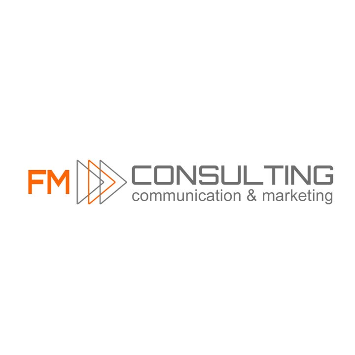 Logo FM Consulting auf weiss